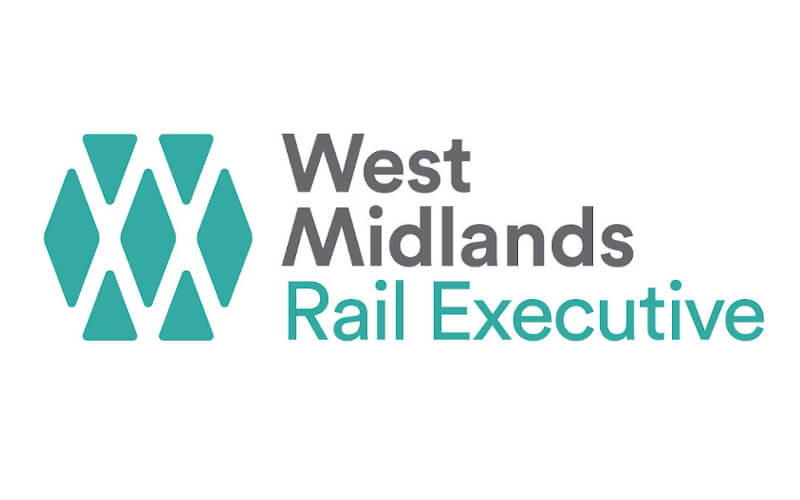 West Midlands Rail Executive Logo
